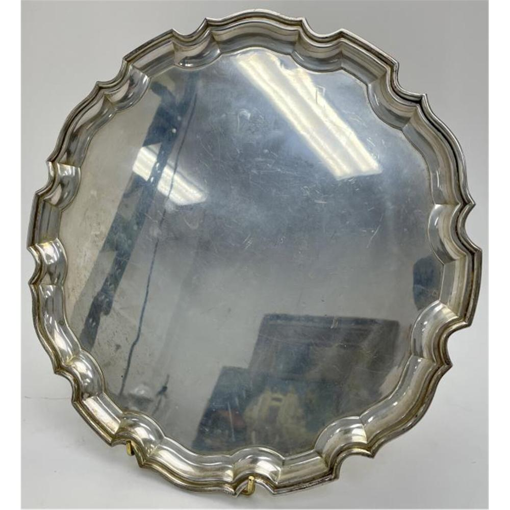 Tiffany & Co. Markers Sterling Silver Tray