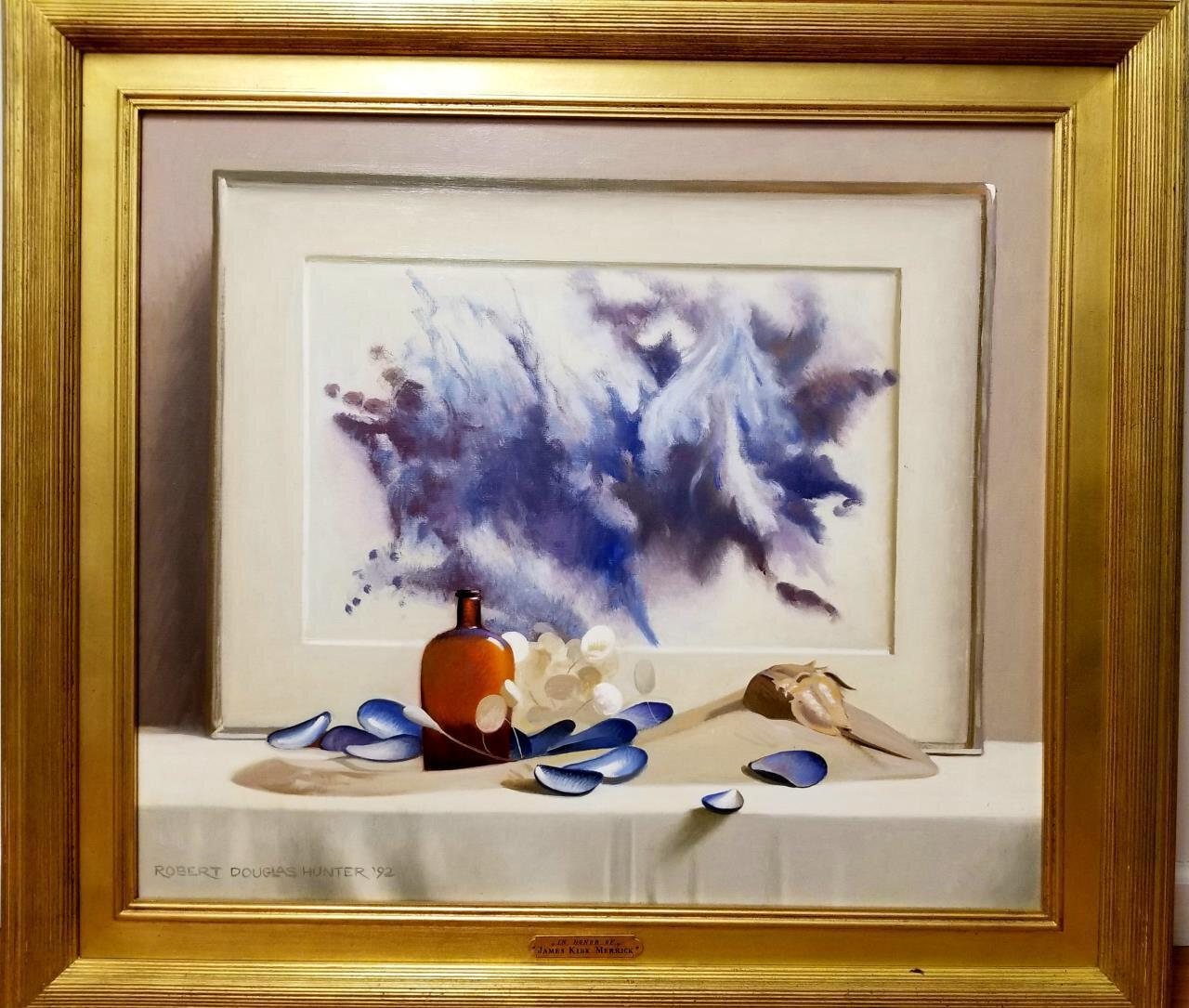 Painting Oil on Canvas by Robert Douglas Hunter