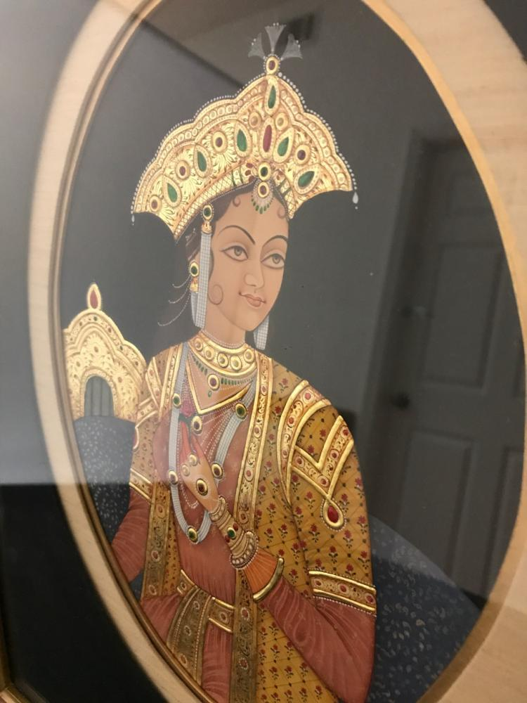 Pair of Indian Paintings
