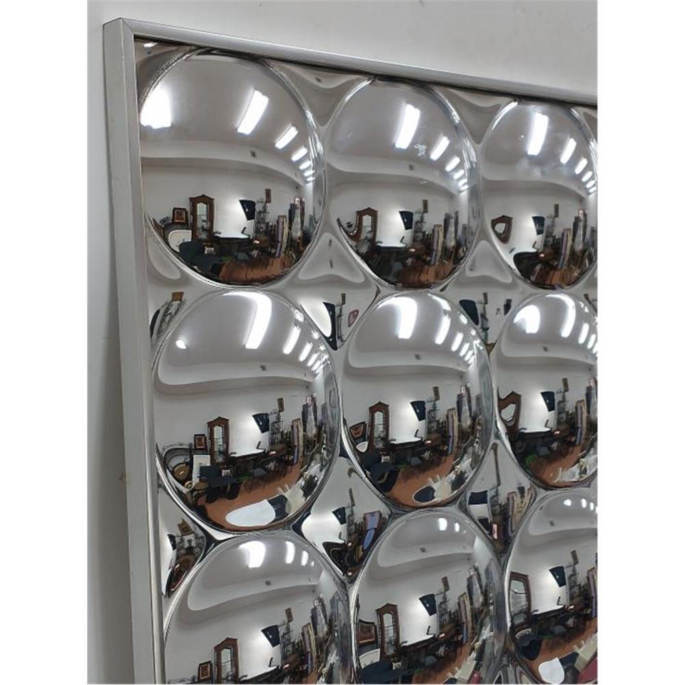 Mid Century Style Bubble Mirror Verner Panton.