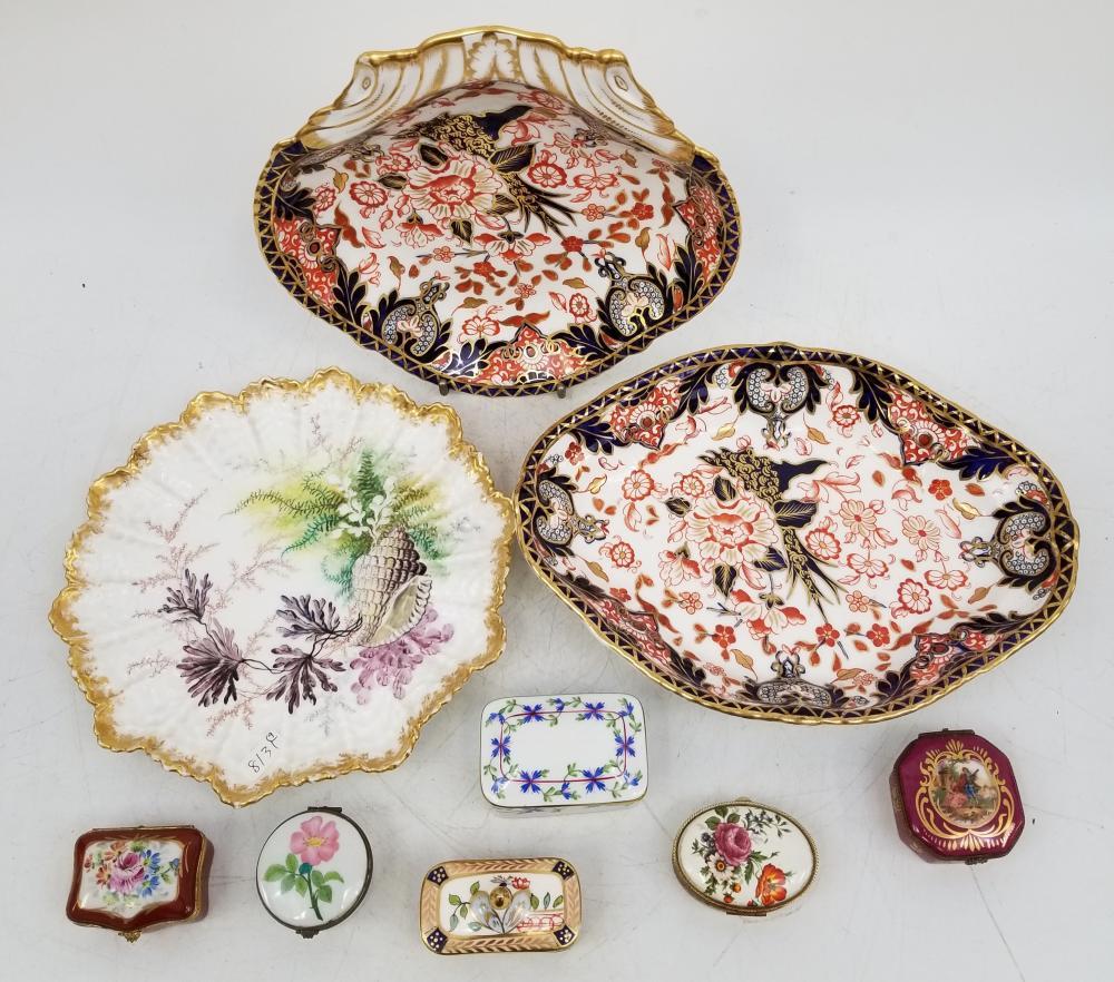8 Piece Porcelain lot