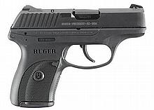 RUGER LC9 9MM MFG MDL #: 3200