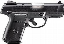 RUGER SR9 9MM MFG MDL #: 3317