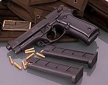 CHIAPPA FIREARMS M9-22 22 LR MFG MDL #: 401.077