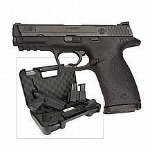 SMITH AND WESSON M&P9 CARRY & RANGE KIT 9MM MFG MDL #: 209331