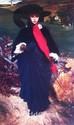 Miss May Sartoris by Frederick Leighton