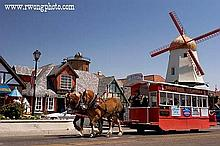 Old West Ranch Retreat in Solvang, California