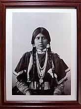 Yamaha Indian Woman