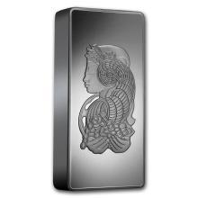 Genuine 1 kilo 0.999 Fine Silver Bar - PAMP Suisse Fortuna
