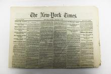 Civil War New York Times 1862, General Stone Charged With Treason, Etc.