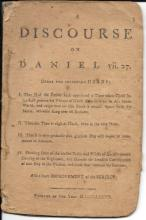 Rare Historical First Edition of a Colonial 1777 Pamphlet Entitled