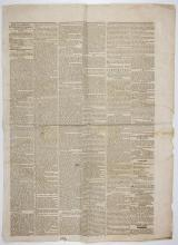 Confederate Newspaper Reports Forrest's Capture of Fort Pillow