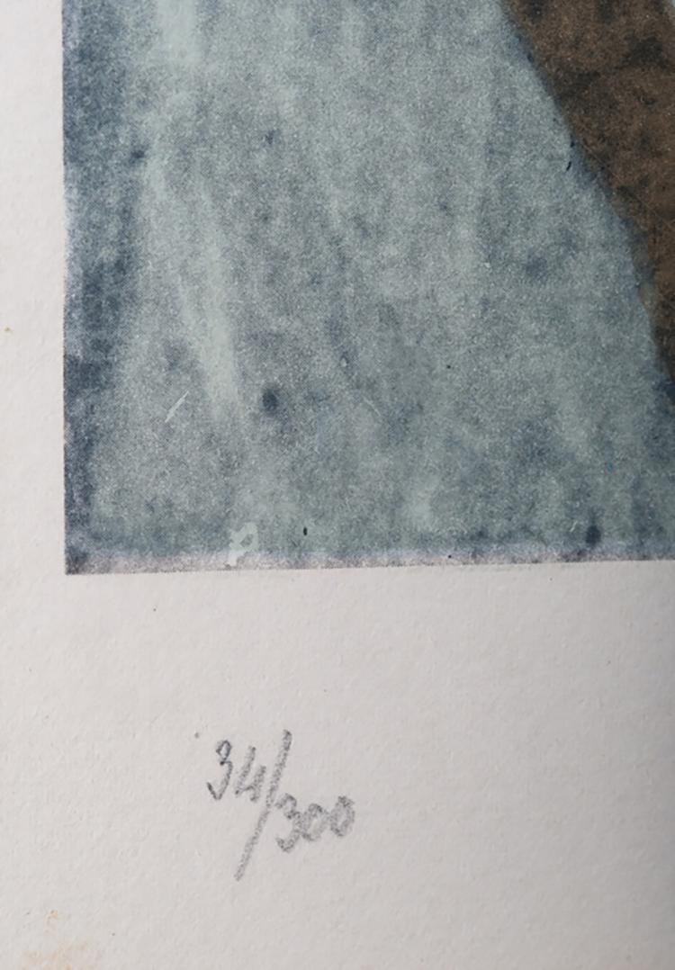 rare henri de toulouse lautrec portrait of marcelle limi. Black Bedroom Furniture Sets. Home Design Ideas