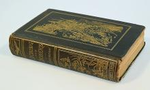 Important Signed Antique Book ETCHING & ETCHERS by Philip Gilbert Hamerton 1878 - Signed By and Contains Original Drawings of Charles Jay Taylor