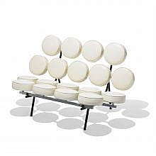 George Nelson & Associates Marshmallow sofa, model