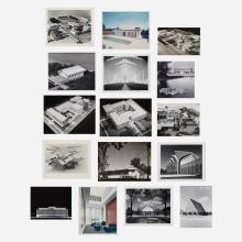 Minoru Yamasaki and Associates, Collection of sixteen architectural photographs