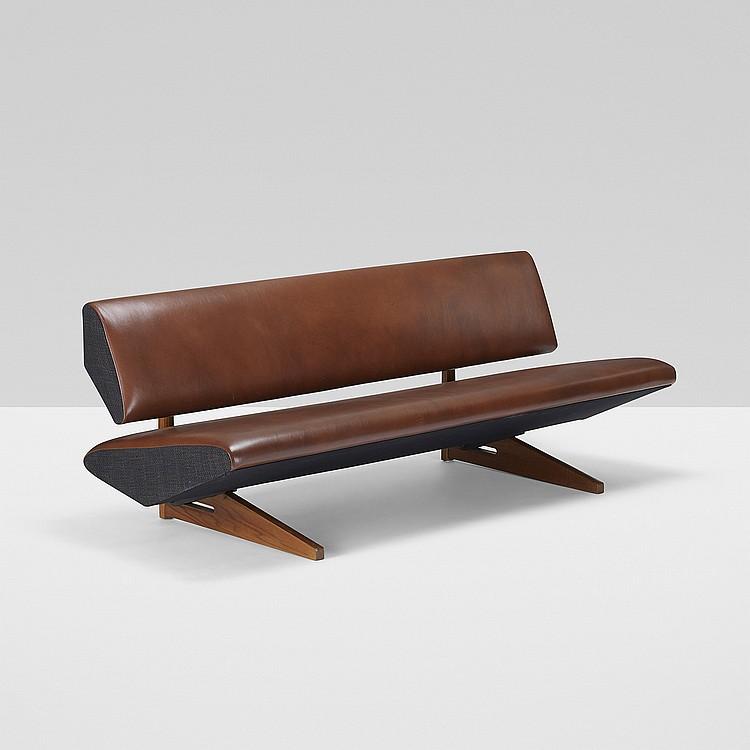 Helge Vestergaard Jensen adjustable sofa, model 701