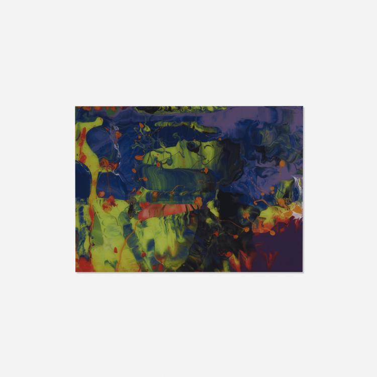 Gerhard Richter, Aladin (P11)