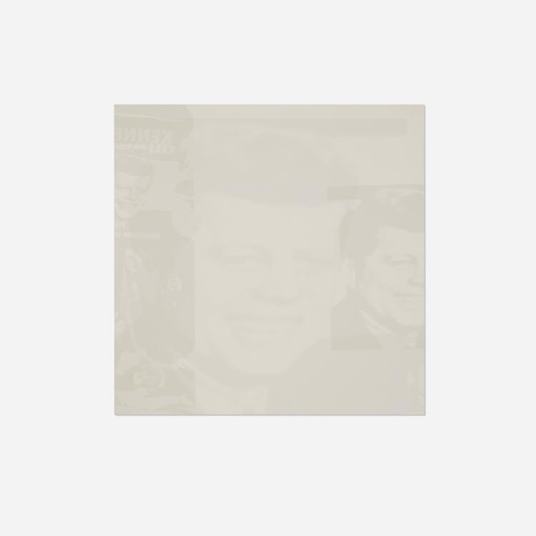 Andy Warhol, Kennedy