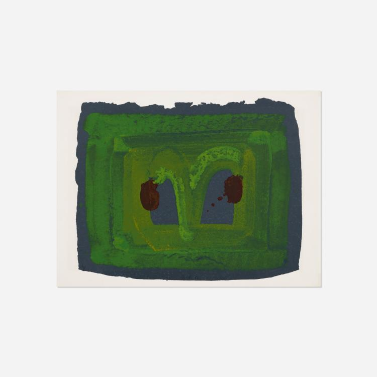 Howard Hodgkin, Lotus