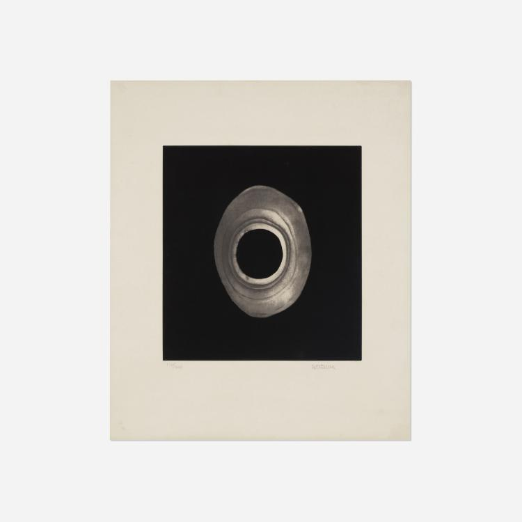 Lee Bontecou, Untitled (from Ten from Leo Castelli portfolio)