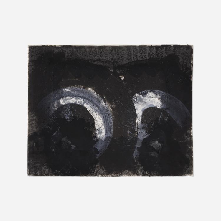 Howard Hodgkin, Black Monsoon