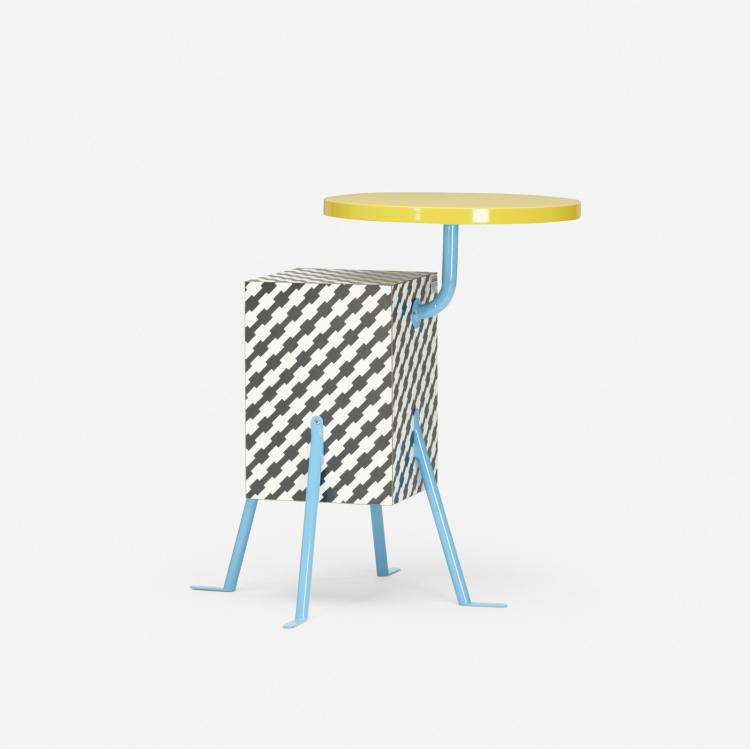 Michele de Lucchi, Kristall occasional table
