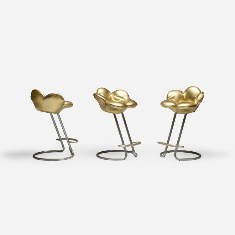 Masanori Umeda, Soshun stools, set of three