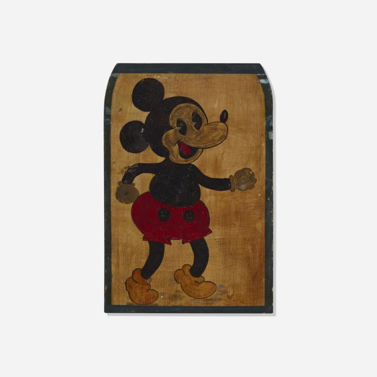 American Primitive, Mickey Mouse