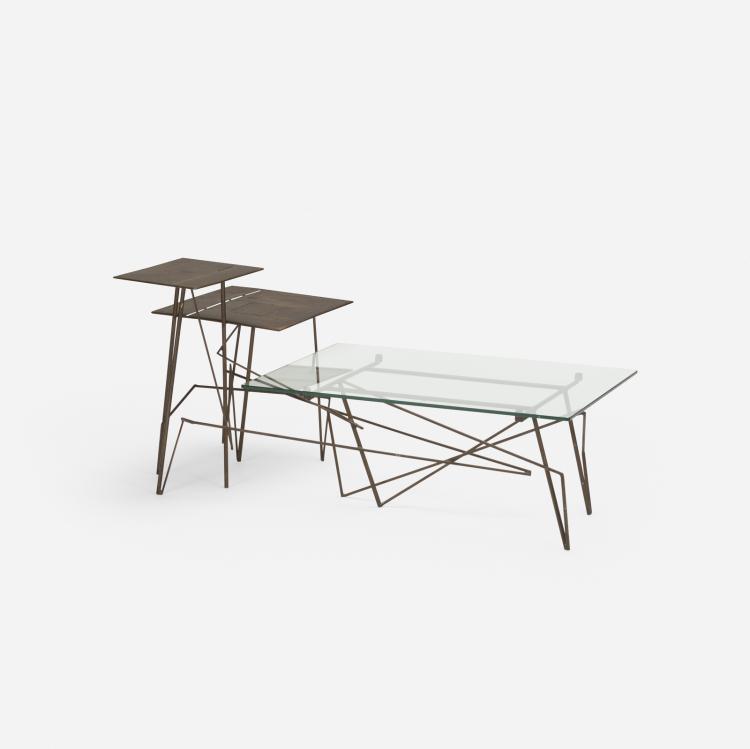 Renato Bassoli, coffee table