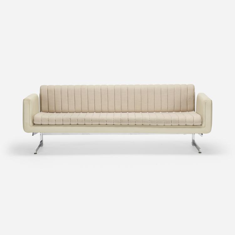 Hugh Acton, sofa