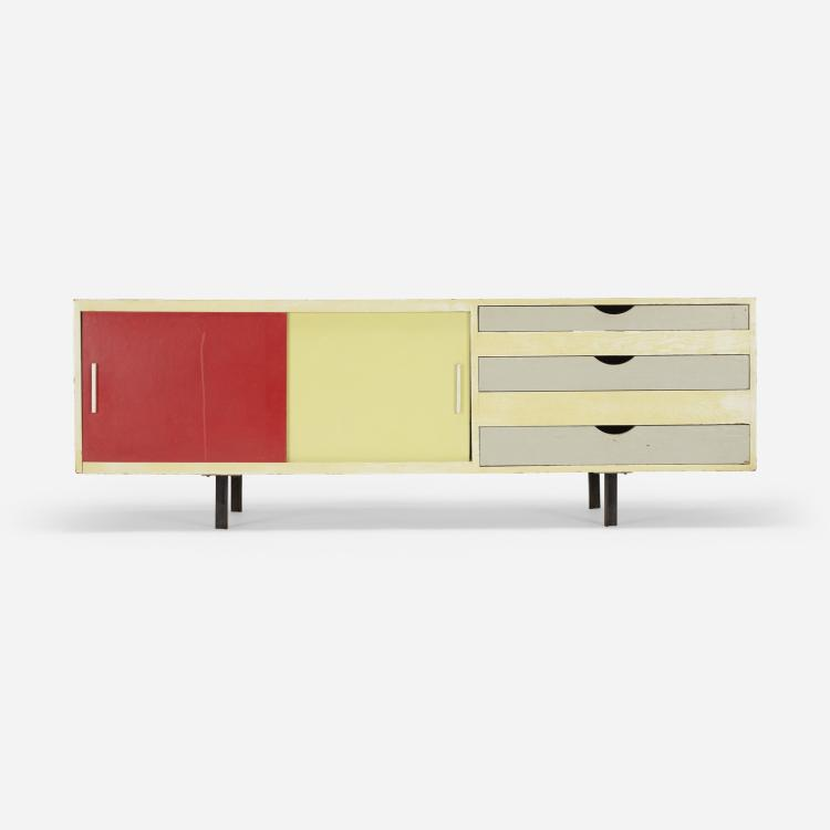 Chicago Bauhaus, cabinet