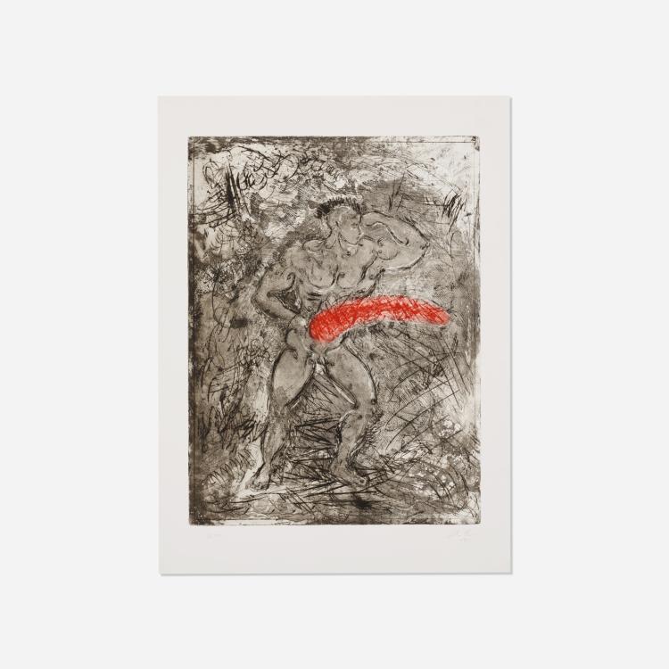Sandro Chia, Energumeno (from the Tesoro portfolio)