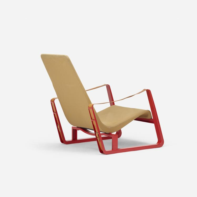 Jean Prouve, Cite armchair