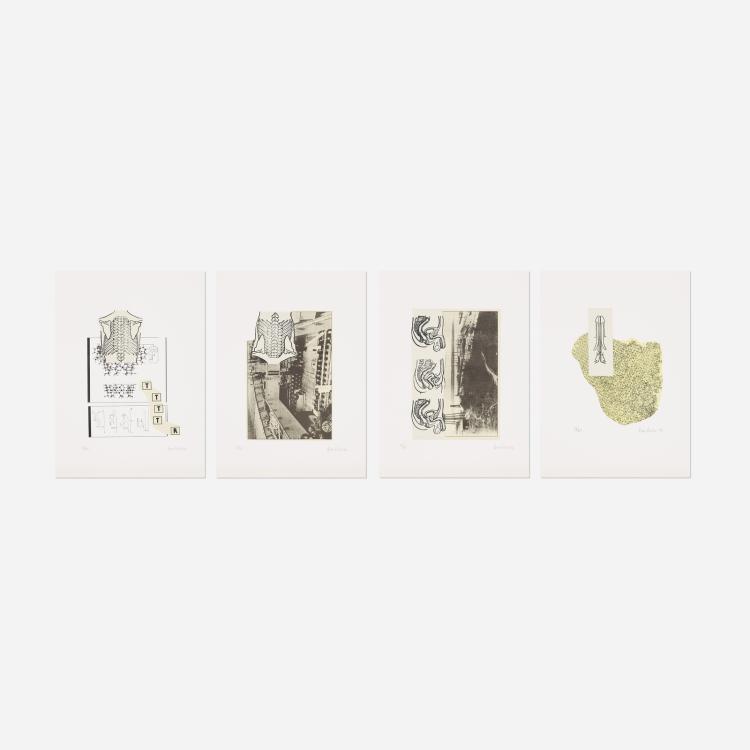 Bern Porter, Untitled (Anatomy)