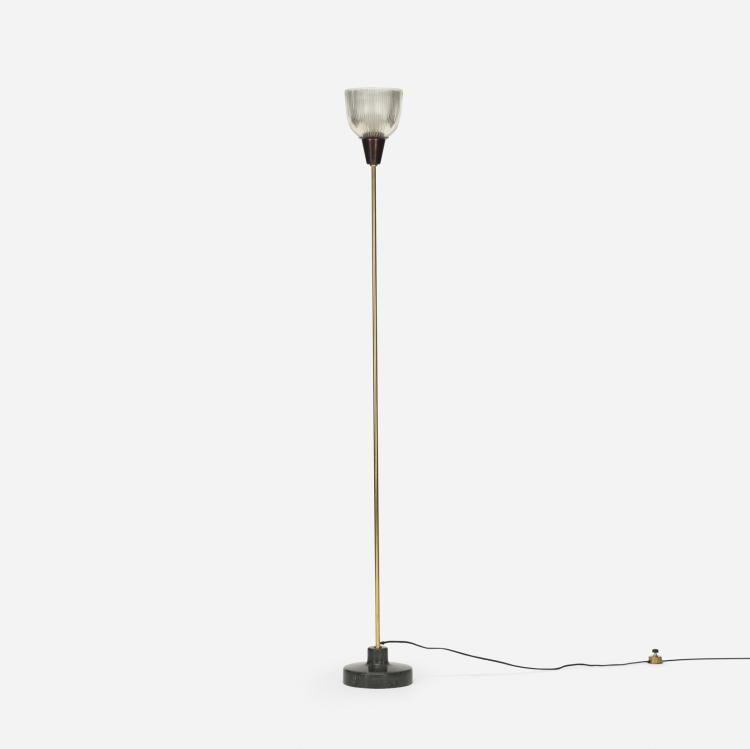 Ignazio Gardella, LT 6 floor lamp