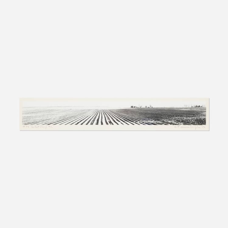 Art Sinsabaugh, Midwest Landscape #34