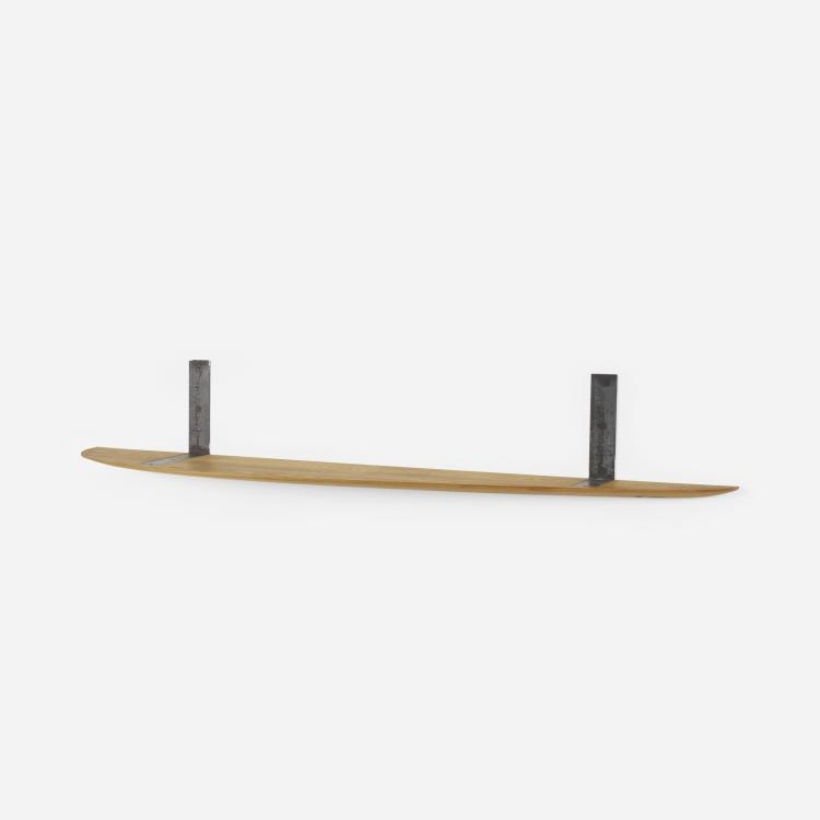 Chris Lehrecke, wall-mounted shelf