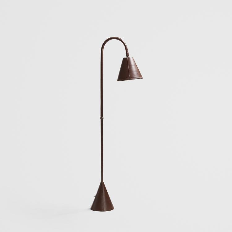 Jacques Adnet, floor lamp