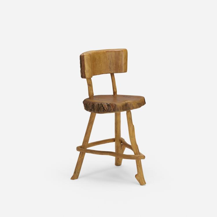 Folk Art, chair