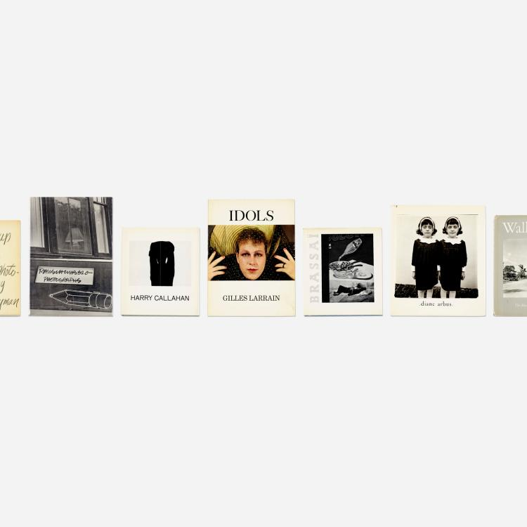 Modern Photography, collection of eleven books