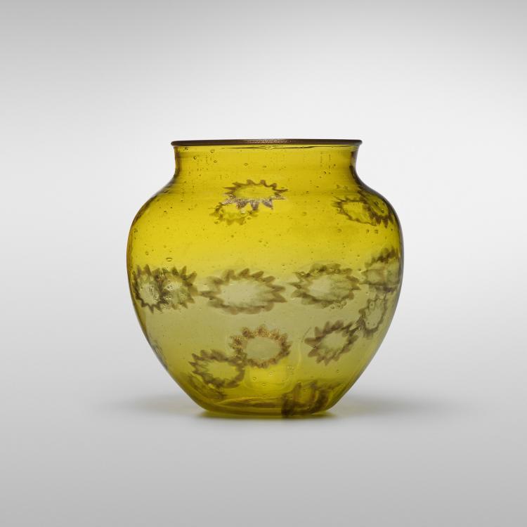 Giuseppe Barovier A Murrine vase