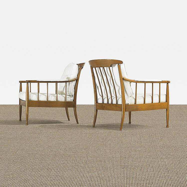 Kerstin Horlin-Holmquist Skrindan lounge chairs