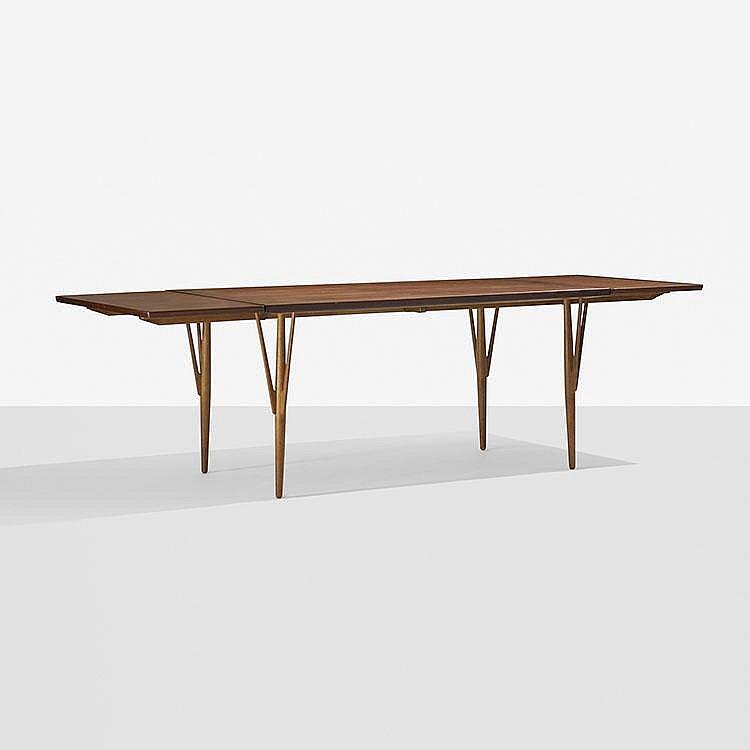 Hans Wegner rare dining table