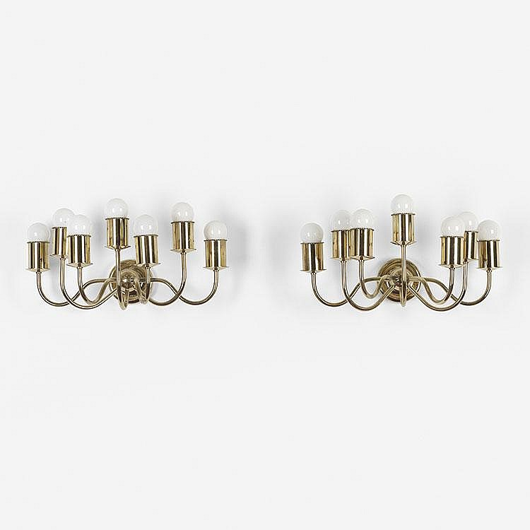 Josef Frank sconces, pair