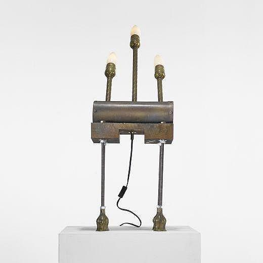 R.M. Fischer b. 1947 Desk Lamp