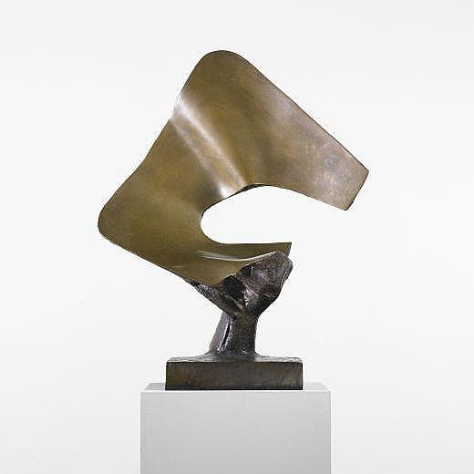 Bernhard Heiliger 1915-1995 Sun Leaf