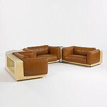 Cini Boeri Gradual System seating
