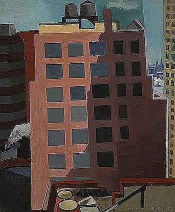 Ernest Fiene (1894-1966)