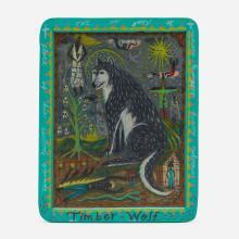 Tony Fitzpatrick, Timber Wolf